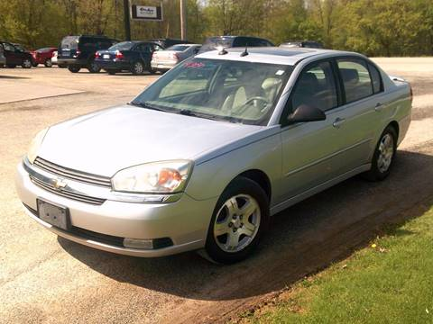 2005 Chevrolet Malibu for sale in Westby, WI