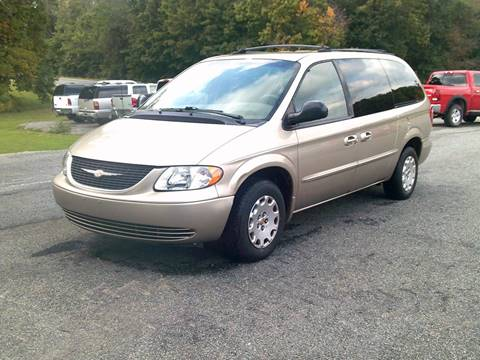 2002 Chrysler Town and Country for sale in Westby, WI