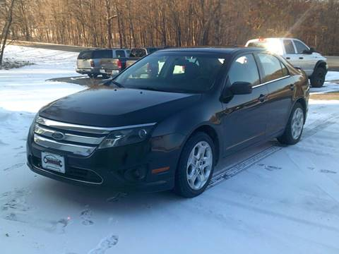 2010 Ford Fusion for sale in Westby, WI