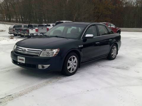 2008 Ford Taurus for sale in Westby, WI