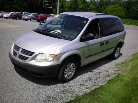 2005 Dodge Caravan for sale in Westby, WI