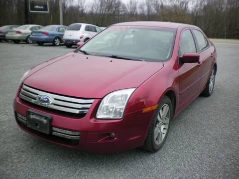 2007 Ford Fusion for sale in Westby, WI