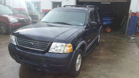 2002 Ford Explorer for sale in Cleveland, OH