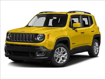 2016 Jeep Renegade for sale in Beaver Falls, PA