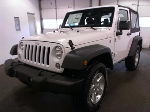 2017 Jeep Wrangler for sale in Beaver Falls PA