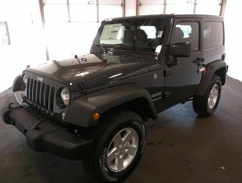 2017 Jeep Wrangler for sale in Beaver Falls, PA