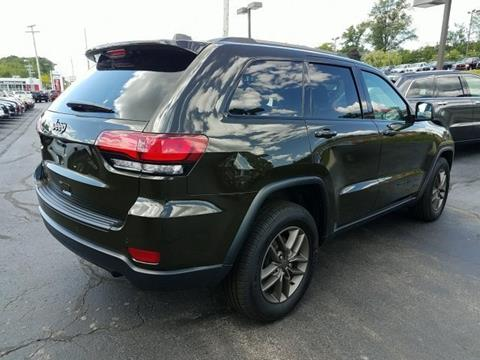 2016 Jeep Grand Cherokee for sale in Beaver Falls, PA