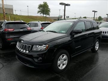 2017 Jeep Compass for sale in Beaver Falls, PA