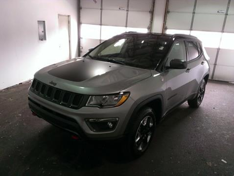 2017 Jeep Compass for sale in Beaver Falls PA