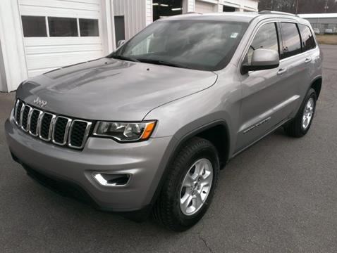 2017 Jeep Grand Cherokee for sale in Beaver Falls, PA