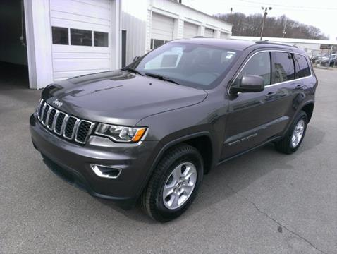 2017 Jeep Grand Cherokee for sale in Beaver Falls PA