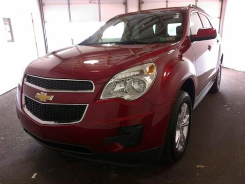 2013 Chevrolet Equinox for sale in Beaver Falls PA