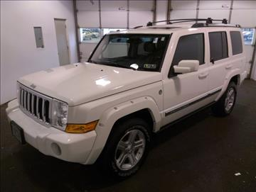 2010 Jeep Commander for sale in Beaver Falls, PA