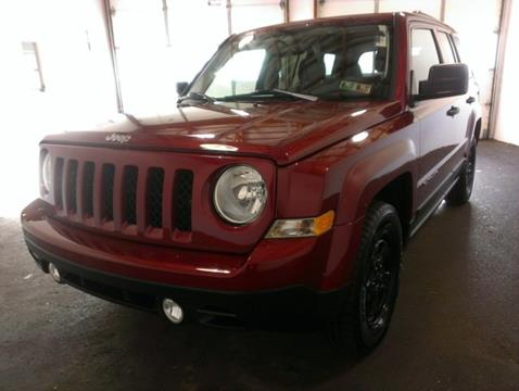 2016 Jeep Patriot for sale in Beaver Falls PA