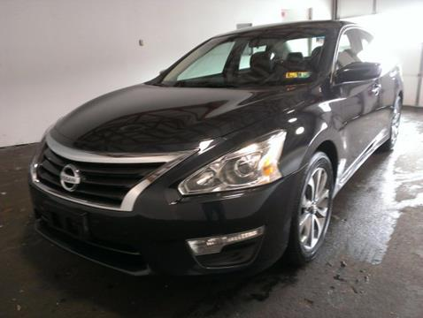 2015 Nissan Altima for sale in Beaver Falls PA