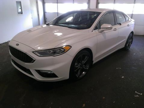 2017 Ford Fusion for sale in Beaver Falls PA