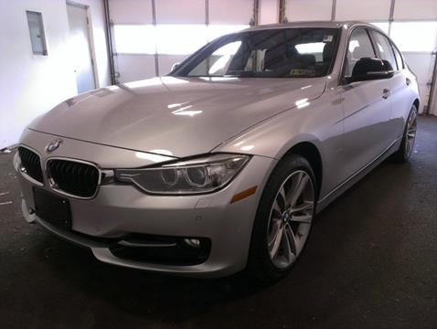 2015 BMW 3 Series for sale in Beaver Falls PA