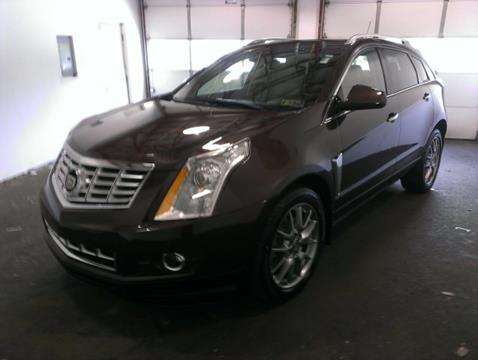 2015 Cadillac SRX for sale in Beaver Falls, PA