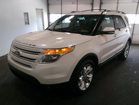 2014 Ford Explorer for sale in Beaver Falls PA