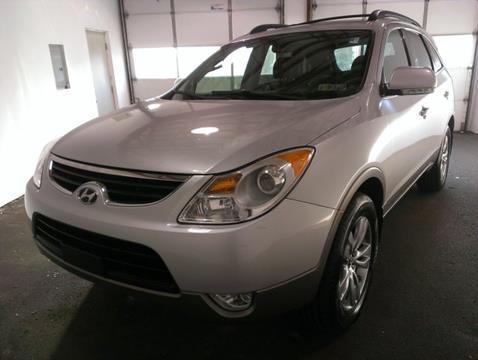 2012 Hyundai Veracruz for sale in Beaver Falls PA