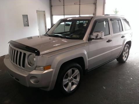 2010 Jeep Patriot for sale in Beaver Falls PA