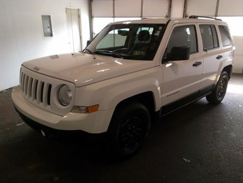 2016 Jeep Patriot for sale in Beaver Falls, PA