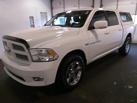 2012 RAM Ram Pickup 1500 for sale in Beaver Falls PA