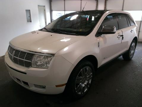 2009 Lincoln MKX for sale in Beaver Falls, PA