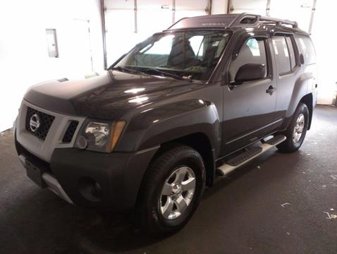 2010 Nissan Xterra for sale in Beaver Falls PA
