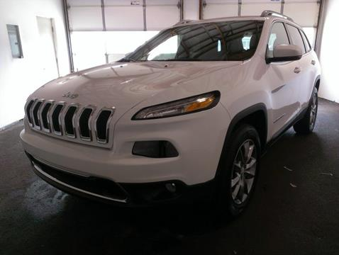 2018 Jeep Cherokee for sale in Beaver Falls, PA