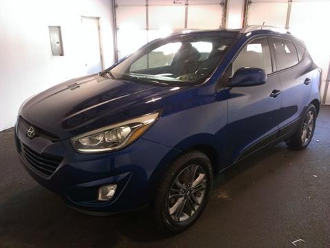2014 Hyundai Tucson for sale in Beaver Falls PA