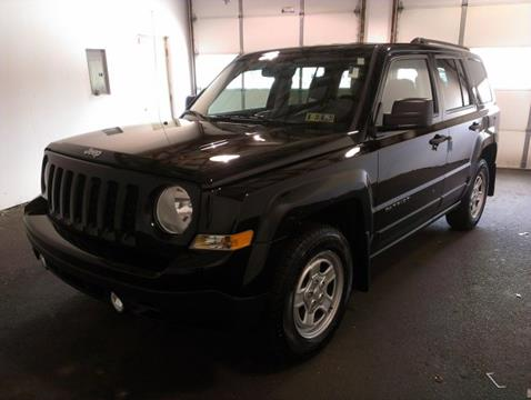 2014 Jeep Patriot for sale in Beaver Falls PA