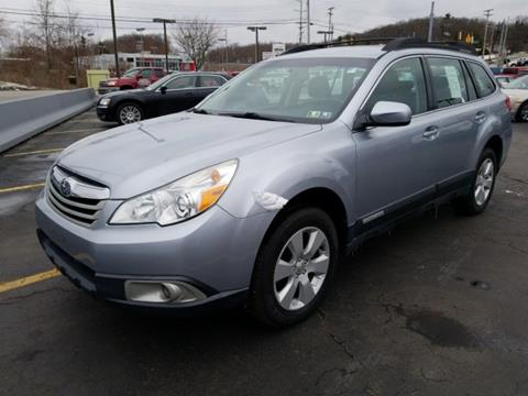 2012 Subaru Outback for sale in Beaver Falls PA