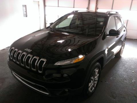 2018 Jeep Cherokee for sale in Beaver Falls PA