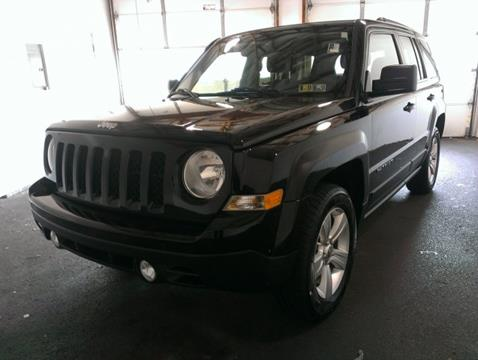 2015 Jeep Patriot for sale in Beaver Falls, PA