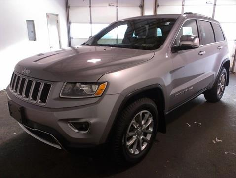 2015 Jeep Grand Cherokee for sale in Beaver Falls, PA