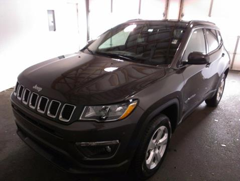 2018 Jeep Compass for sale in Beaver Falls PA