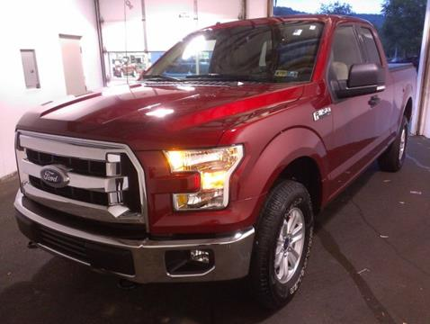 2015 Ford F-150 for sale in Beaver Falls PA