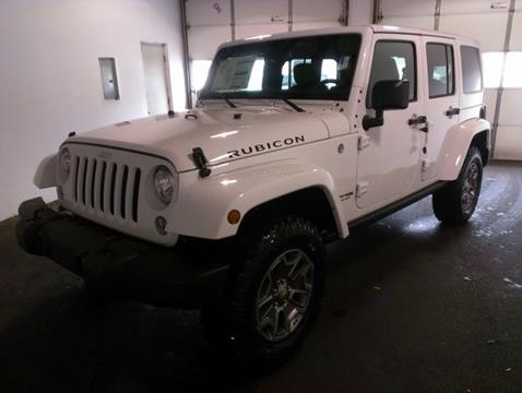 2018 Jeep Wrangler Unlimited for sale in Beaver Falls, PA