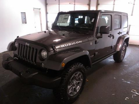 2018 Jeep Wrangler Unlimited for sale in Beaver Falls PA