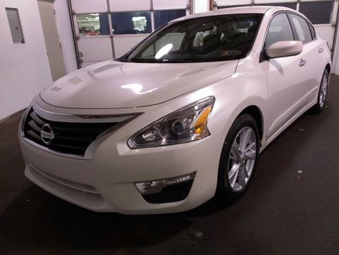 2014 Nissan Altima for sale in Beaver Falls PA
