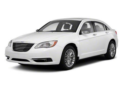 2012 Chrysler 200 for sale in Beaver Falls, PA