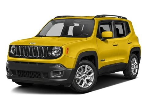 2017 Jeep Renegade for sale in Beaver Falls PA