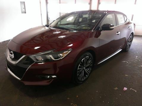 2017 Nissan Maxima for sale in Beaver Falls, PA