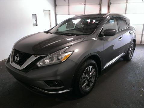 2017 Nissan Murano for sale in Beaver Falls PA