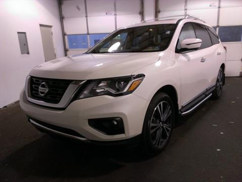 2018 Nissan Pathfinder for sale in Beaver Falls, PA