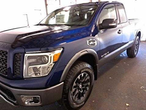 2017 Nissan Titan for sale in Beaver Falls PA