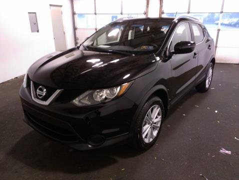 2017 Nissan Rogue Sport for sale in Beaver Falls PA