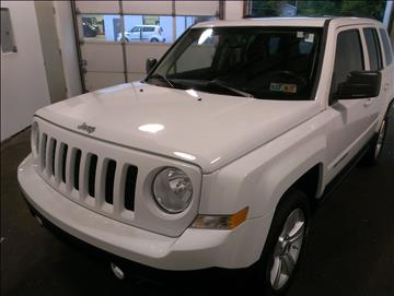 2012 Jeep Patriot for sale in Beaver Falls, PA