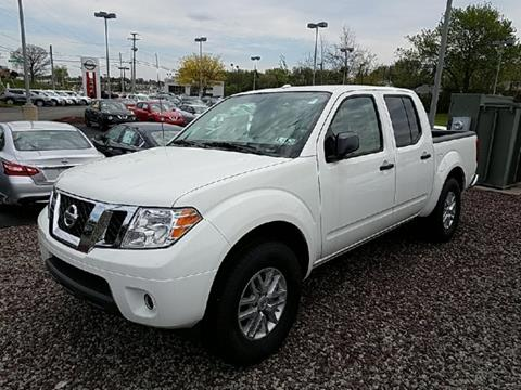 2017 Nissan Frontier for sale in Beaver Falls, PA